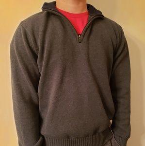 🔥Eddie Bauer sweater 3/4 zip🔥